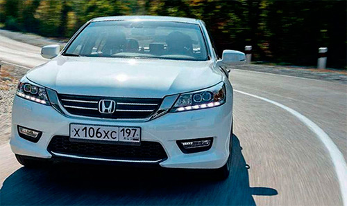 Honda Accord  / Забота о пространстве